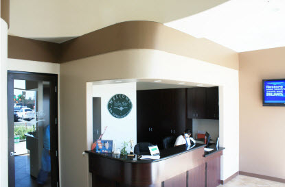 image of Valley Alder Family Dentistry front office