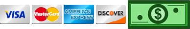 All payment logos